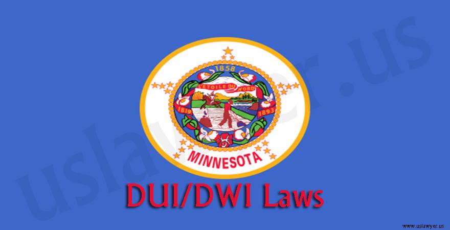 Minnesota DUI/DWI Laws
