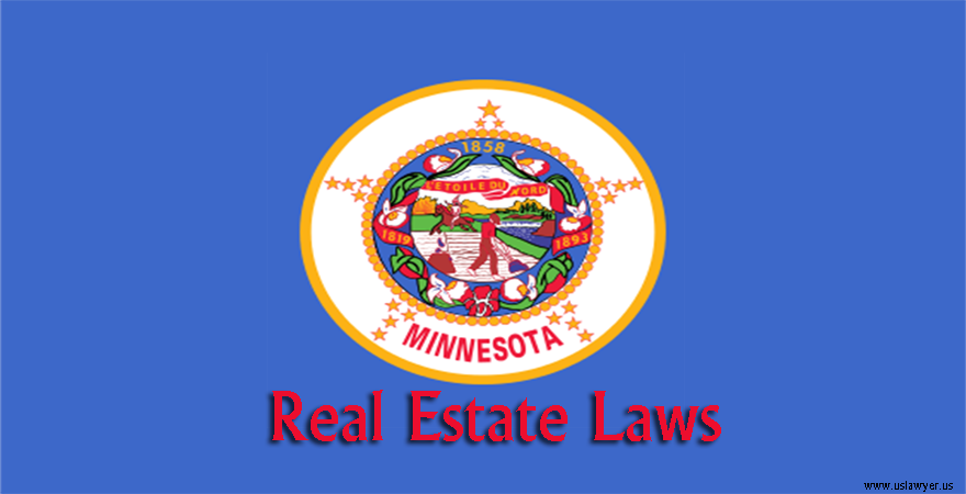 Minnesota Real estate laws