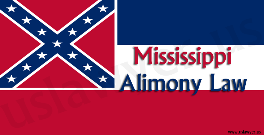 Mississippi Alimony Law