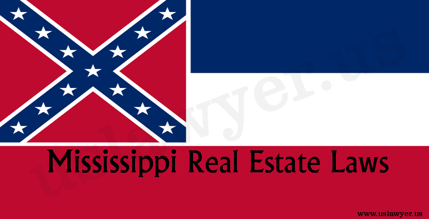 Mississippi Real Estate laws