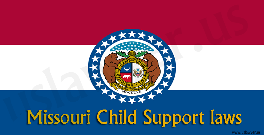 Missouri Child Support Laws