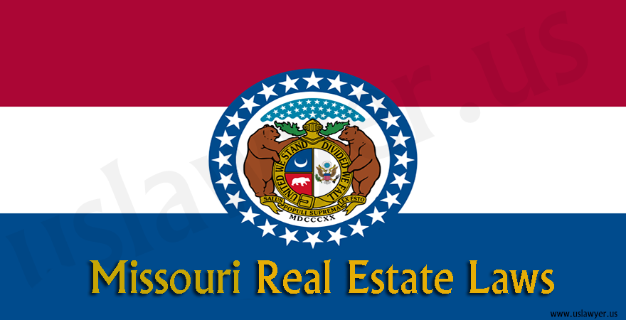 Missouri real estate laws