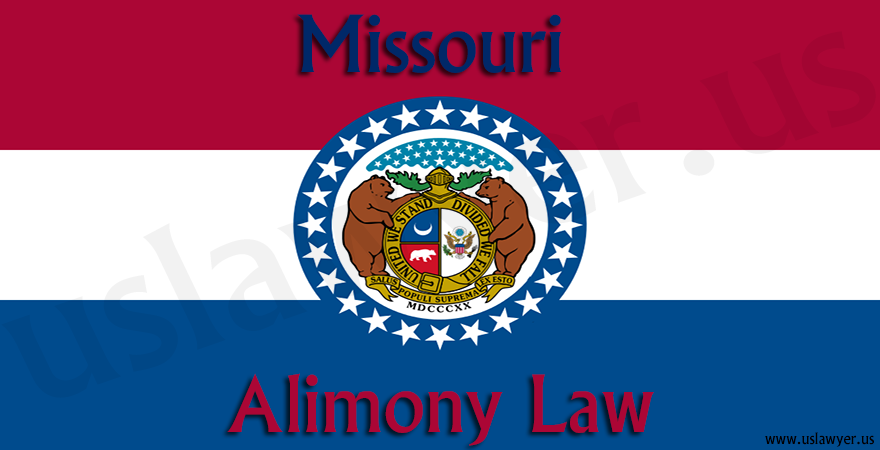 Missouri alimony law