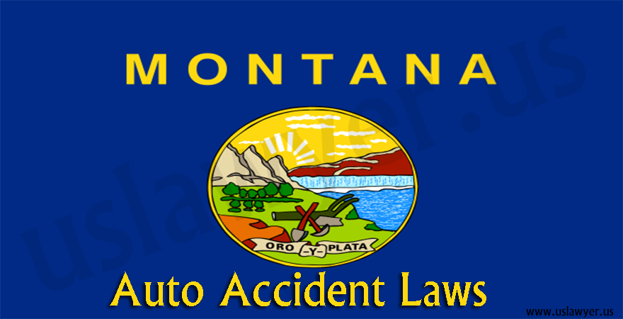 Montana Auto Accident Laws