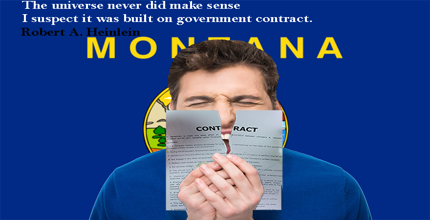 Montana Breach of Contract laws