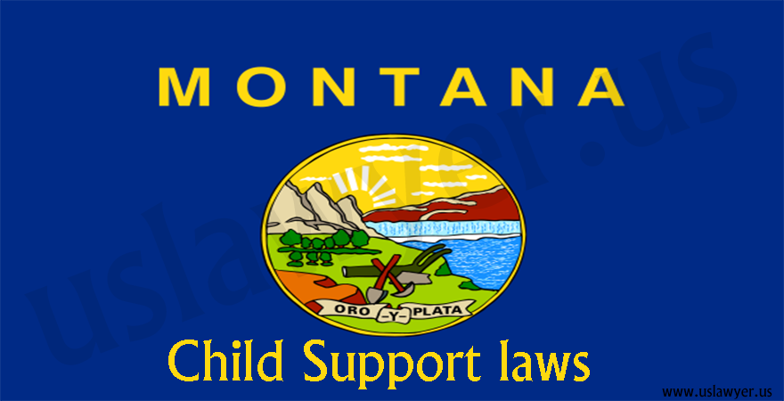 Montana Child Support Laws
