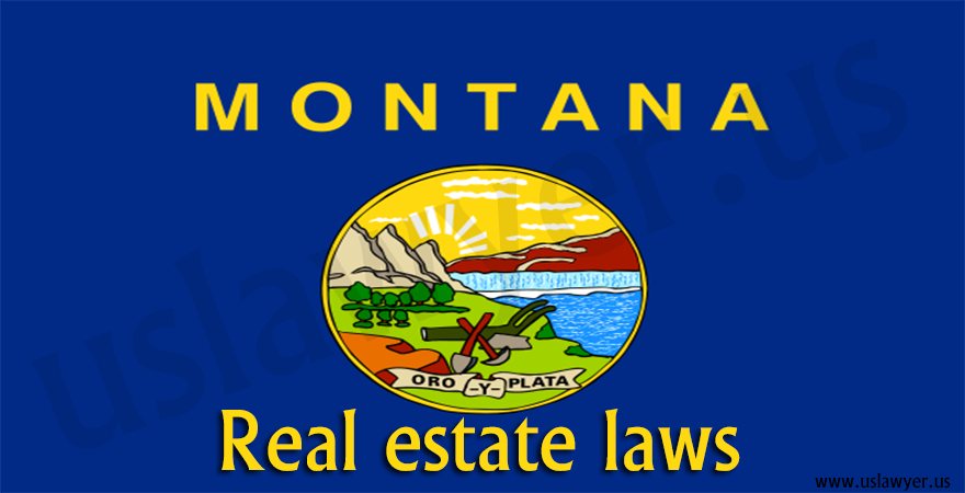 Montana Real estate laws