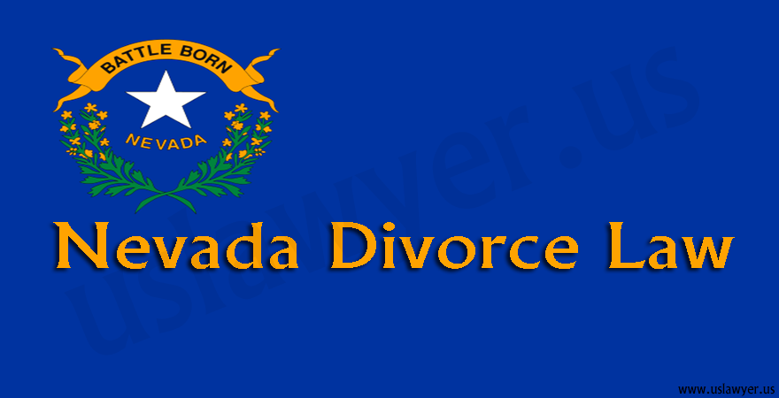 Nevada Divorce Law