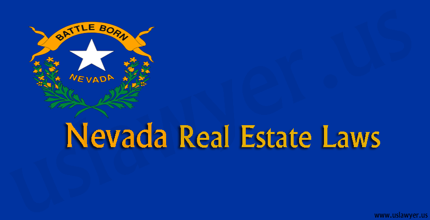 Nevada Real Estate Laws
