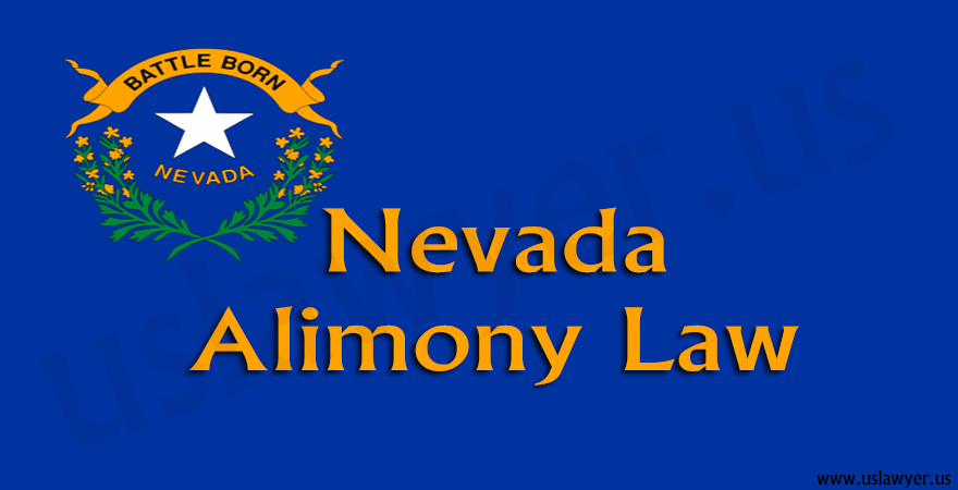 Nevada alimony law