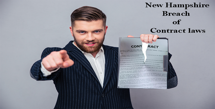 New Hampshire Breach of Contract laws