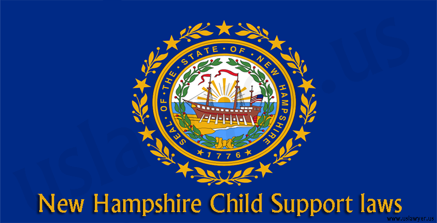 New Hampshire Child Support laws
