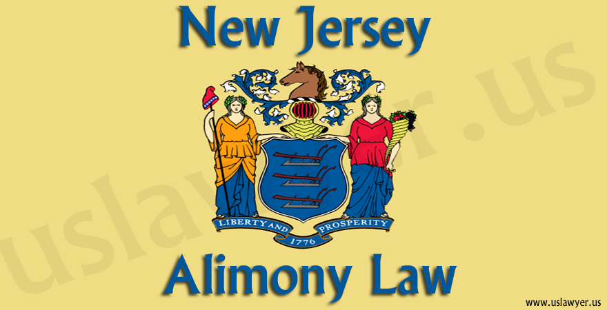 New Jersey Alimony Law