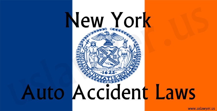New York Auto Accident Laws
