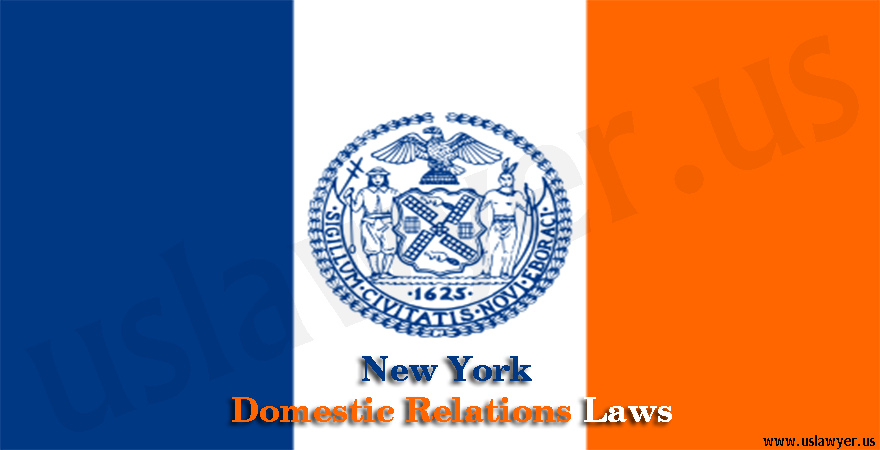 New York Domestic Relations Laws