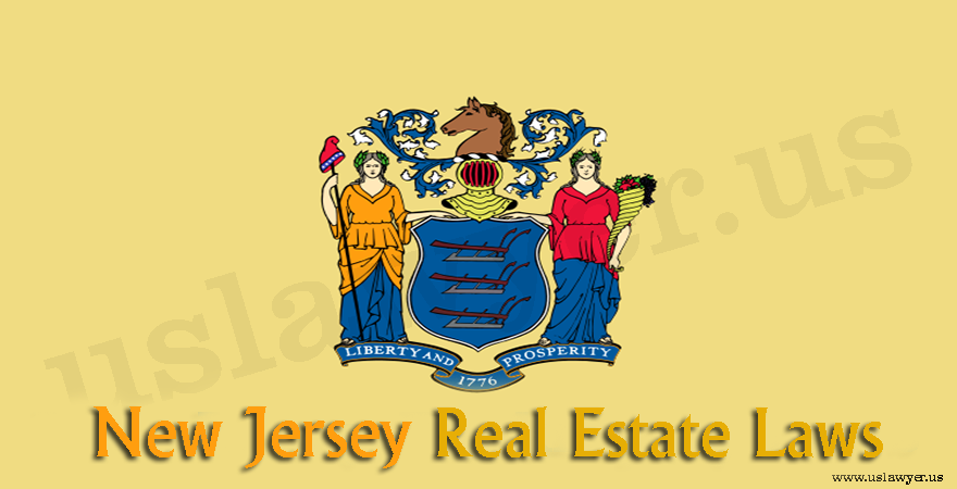 New Jersey Real Estate Laws