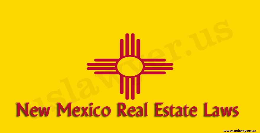 New Mexico real estate laws