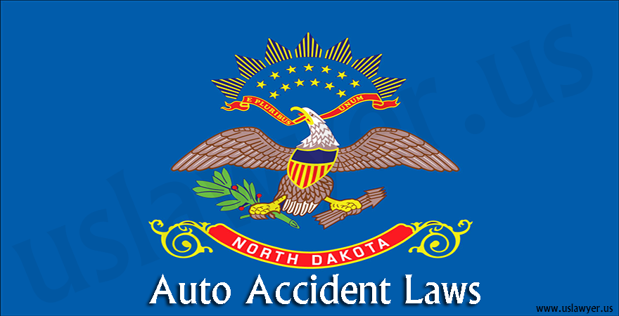 North Dakota Auto Accident Laws