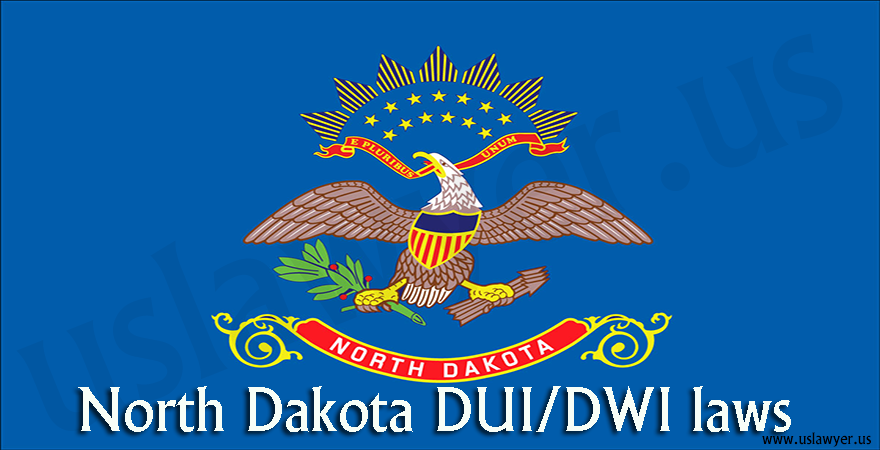 North Dakota DUI/DWI Laws