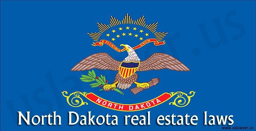 North Dakota real estate laws