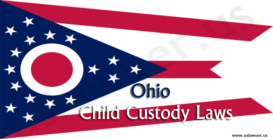 Ohio Child Custody Laws