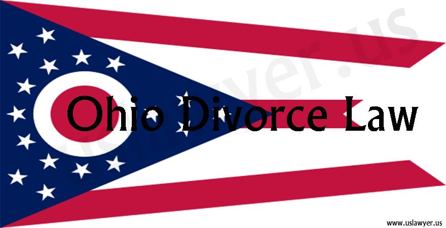 Ohio Divorce Law, divorce in Ohio