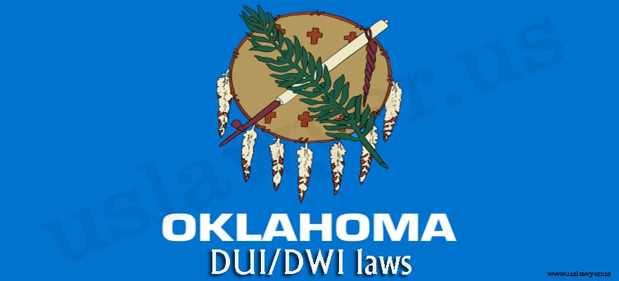 Oklahoma DUI DWI laws
