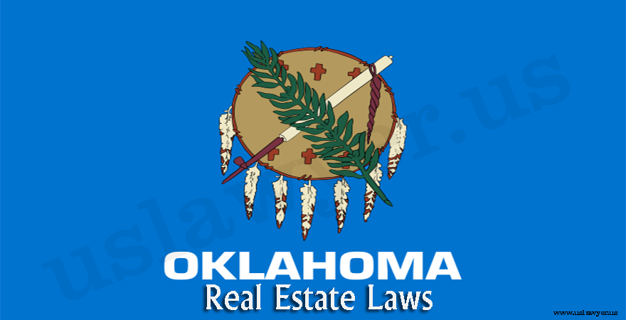 Oklahoma Real estate laws