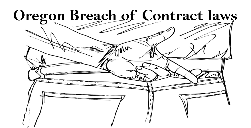 Oregon Breach of Contract laws