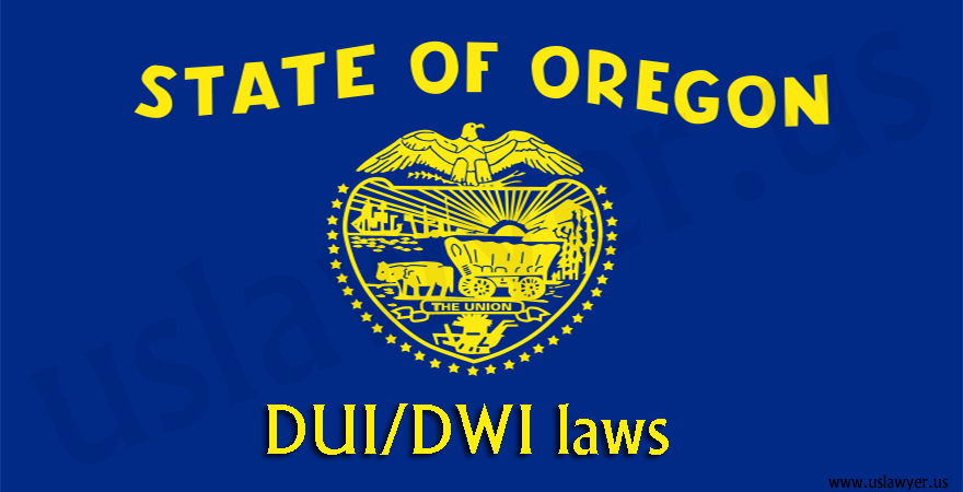Oregon DUI/DWI laws