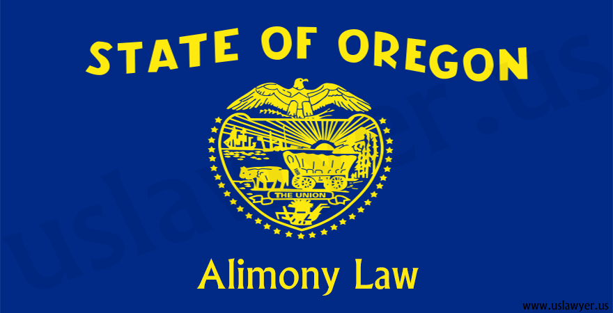 Oregon alimony law