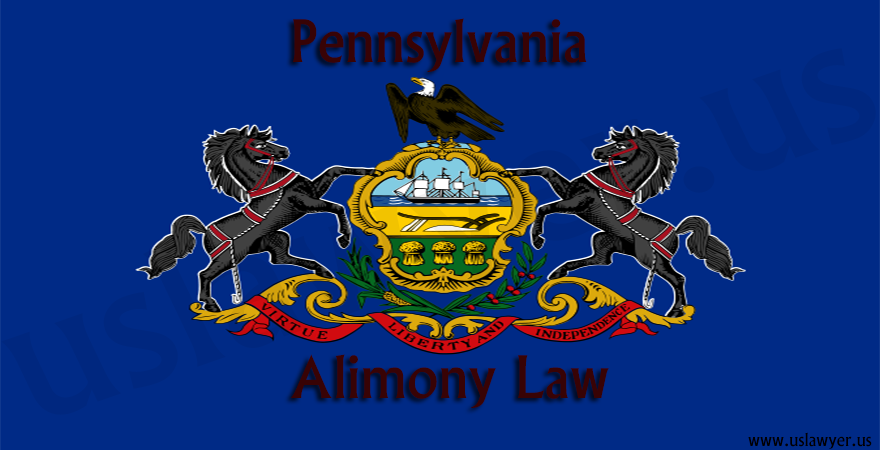 Pennsylvania Alimony Law