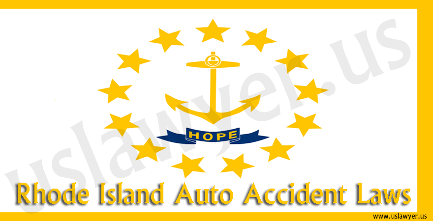 Rhode Island Auto Accidents Laws