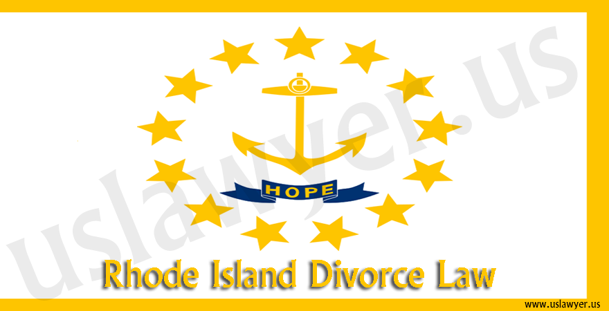 Rhode Island Divorce Law