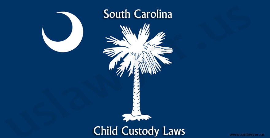 South Carolina Child Custody Laws