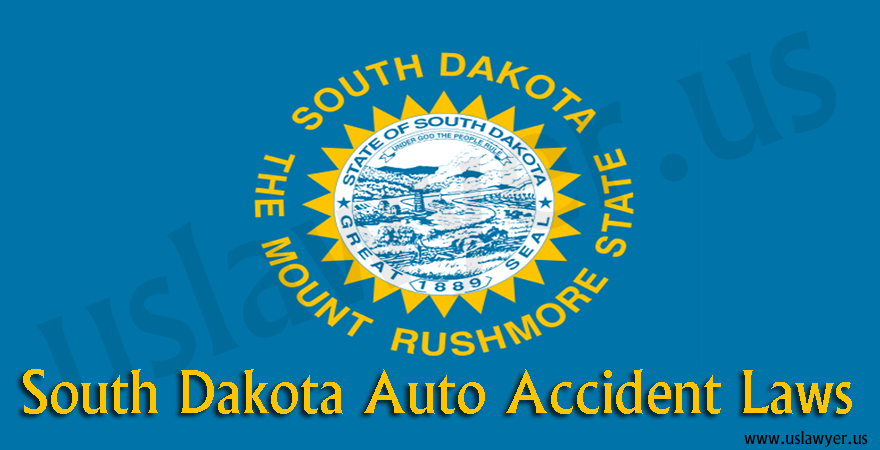 South Dakota Auto Accidents Laws