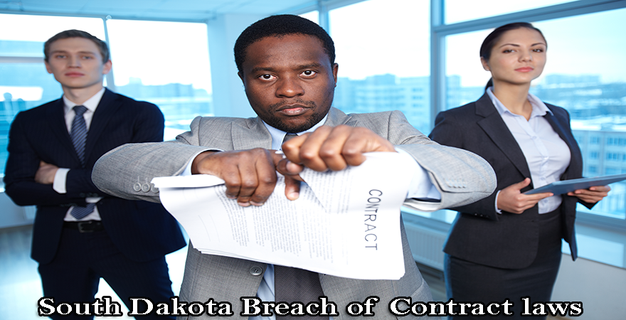 South Dakota breach of contracts