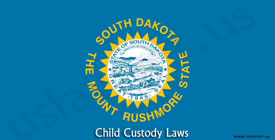 South Dakota Child Custody Laws