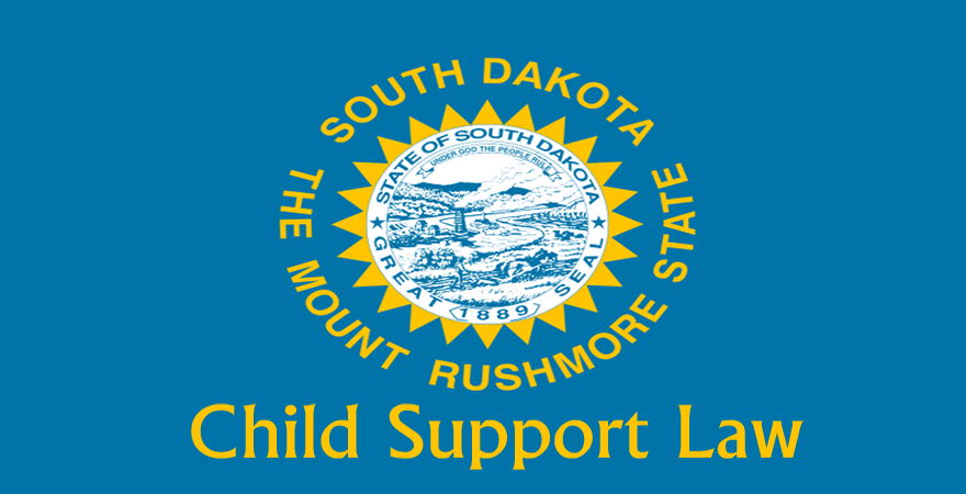 South Dakota Child Support Law
