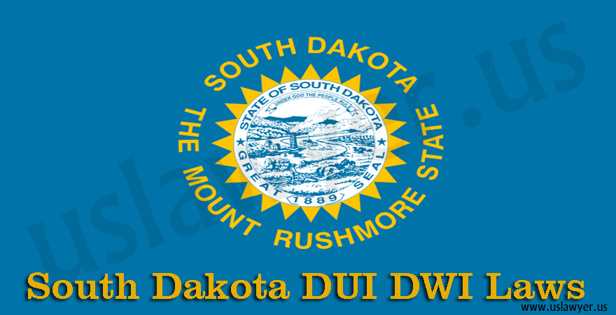 South Dakota DUI DWI Laws