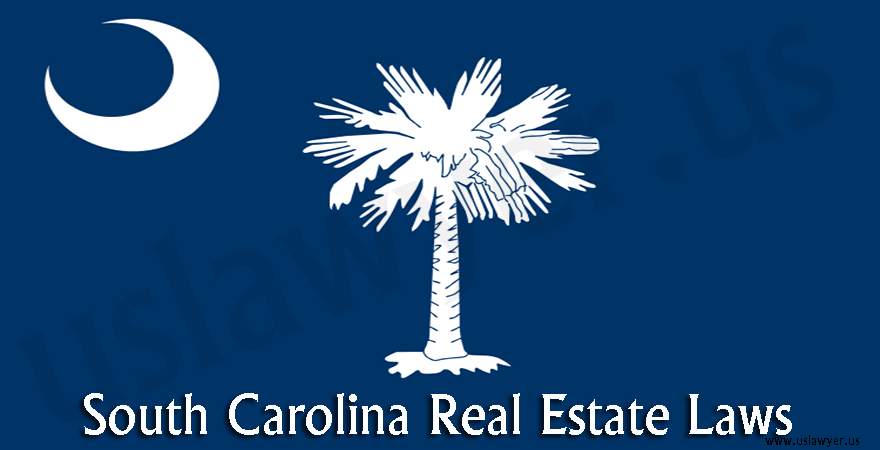 South Carolina real estate laws