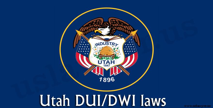 Utah DUI/DWI laws