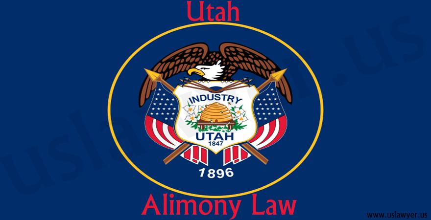 Utha alimony law