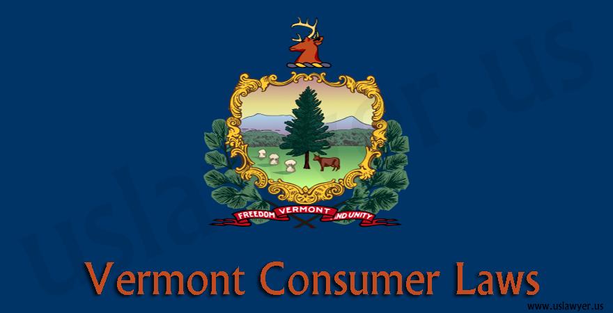 Vermont Consumer Laws