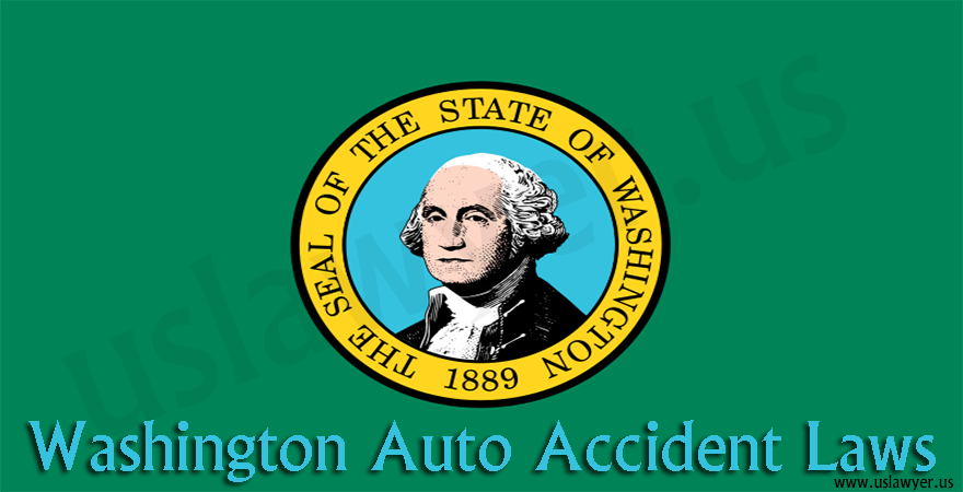 Washington Auto Accident Laws