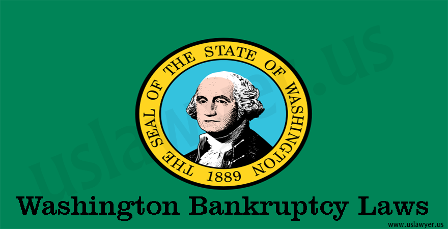 Bankruptcy law in Washington
