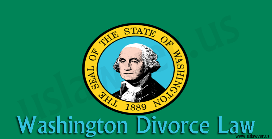 Washington Divorce Law