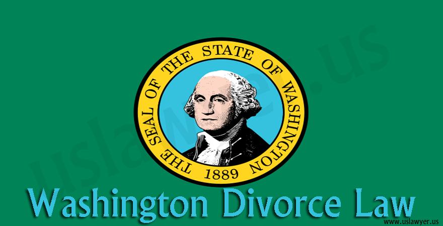 Washington Divorce Law