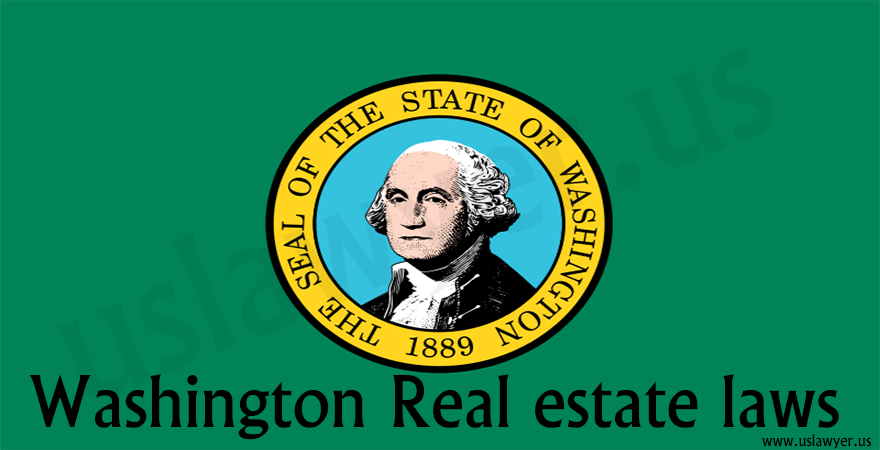 Washington Real estate laws