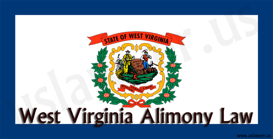 West Virginia Alimony Law